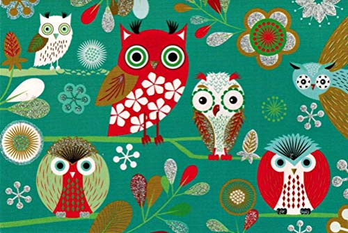 Roger la Borde Owls Boxed Christmas Cards Box of -