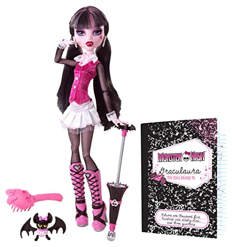 Monster High Original Favorites Draculaura product image