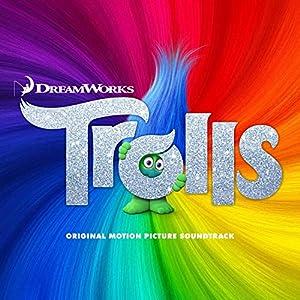 US direct TROLLS Soundtrack Music CD
