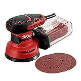 SKIL SR211601 con caja de polvo ciclónica, control de velocidad variable