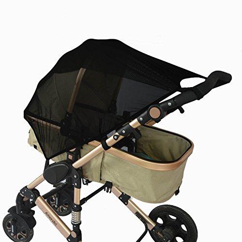 Stroller Cover Sun Canopy Extender Car Seat Sun Shade For