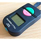 EWIN(R) Digital Hand Tally Counter Electronic Manual Clicker ADD/SUBTRACT MODEL For Golf Sports