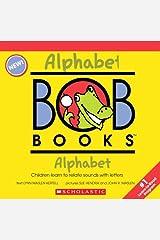 My First Bob Books: Alphabet Paperback