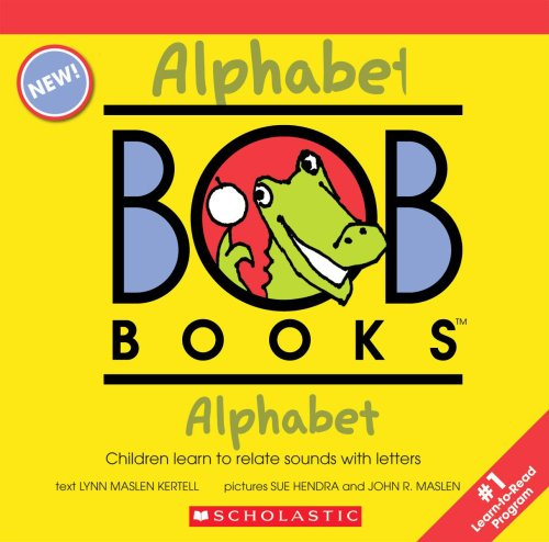 - My First BOB Books: Alphabet