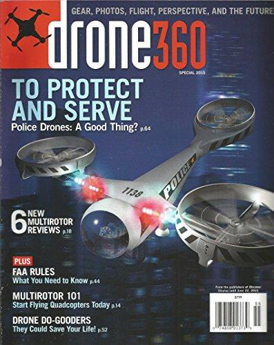 Drone 360 Magazine (2015)