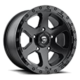 Fuel Offroad Ripper Black Wheel (179''/65.5inches -12mm Offset)