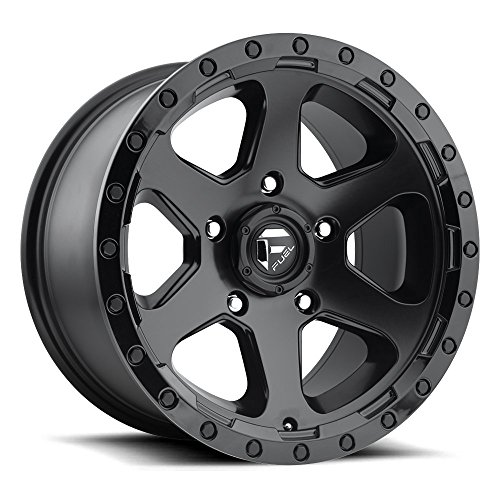 Fuel Offroad Ripper Black Wheel (179''/65.5inches -12mm Offset) by Fuel