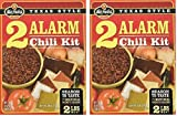 3 alarm chili mix - Wick Fowlers 2 Alarm Chili Kit (2 Boxes)