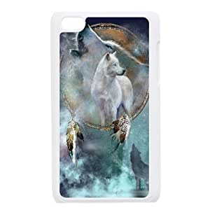 CTSLR Popular Percy Jackson Hard Case Cover Skin For Ipod Touch 4 Cover Generation- 1 Pack - Black/White - 1- Perfect Gift for Christmas