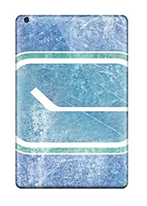 Forever Collectibles Vancouver Canucks (48) Hard Snap-on Ipad Mini/mini 2 Case