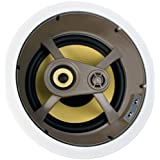 Proficient PAS131030 10-Inch Kevlar LCR Angled 3-Way Ceiling Speaker