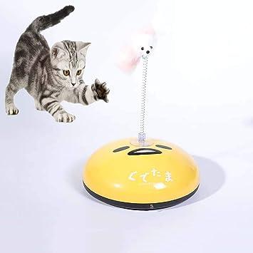 Amazon.com: Robot de barrer divertido para gatos, robot ...