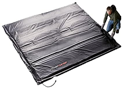 powerblanket MD30 X 30-uk calentado eléctricamente hormigón curado manta, fija interior termostato,