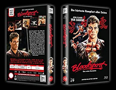 Bloodsport [Alemania] [Blu-ray]: Amazon.es: Philip Chan, Roy ...