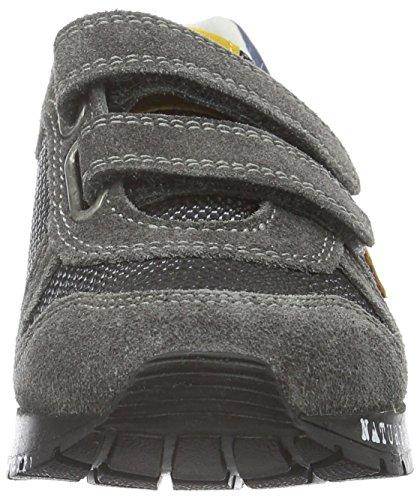 Naturino Parker VL - Zapatillas Para Niños Gris (Dunkelgrau_9101)