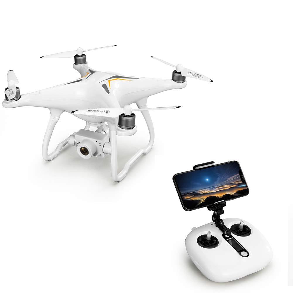 YFQH Drohne,GPS-positionierungsfernsteuerungsflugzeug 1080pwifi Bürstenloser Motor Der Festen Höhe Luftdrohne