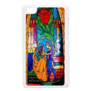 [AinsleyRomo Phone Case] FOR IPod Touch 4th -Beauty and The Beast-Style 20