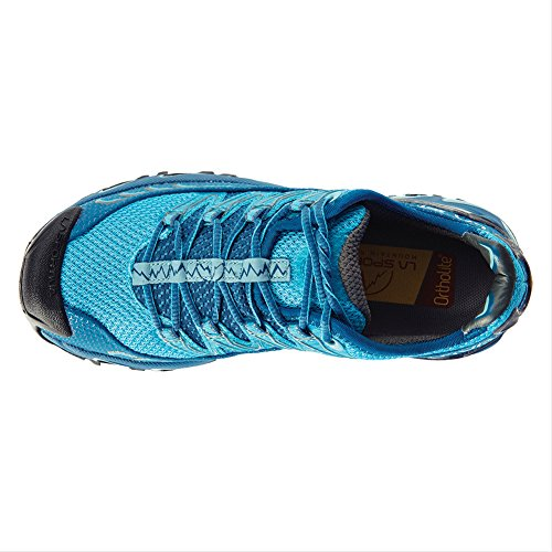 La Sportiva Ultra Raptor Mountain Running Shoe - Womens Fjord/Malibu Blue DxSsUhVX