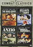 The Combat Classics Collection (The War Lover / Hellcats of the Navy / Anzio / The Night of the Generals) offers