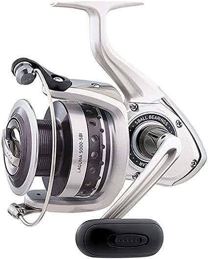 Amazon.com: Daiwa Laguna 2500 5BI – Carrete de pesca, color ...