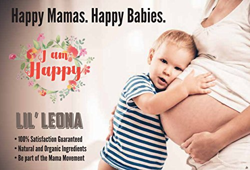 Lil Leona Pregnancy Cream For Stretch Marks: Made with Shea Butter and Vitamin E - 8 oz by I am Happy (Image #5)