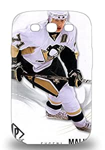 Premium 3D PC Case For Galaxy S3 Eco Package Retail Packaging NHL Pittsburgh Penguins Evgeni Malkin #71 ( Custom Picture iPhone 6, iPhone 6 PLUS, iPhone 5, iPhone 5S, iPhone 5C, iPhone 4, iPhone 4S,Galaxy S6,Galaxy S5,Galaxy S4,Galaxy S3,Note 3,iPad Mini-Mini 2,iPad Air )