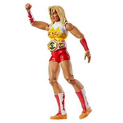 WWE Elite Collection Flashback Series Exclusive Alundra Blaze Madusa Action Figure: Toys & Games