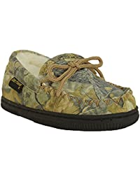 Camouflage Loafer Kids Toddler-Youth Slipper