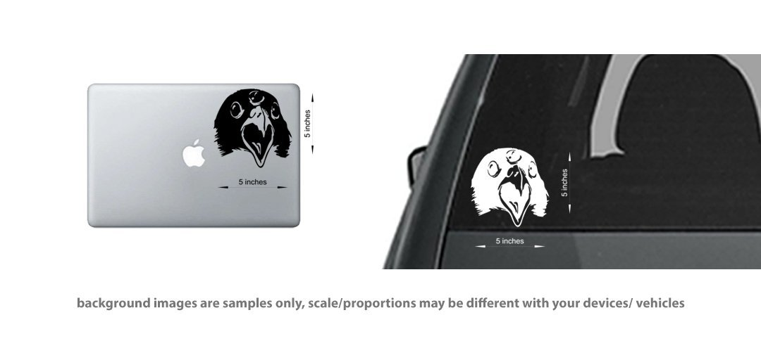 Three Ravens Vinyl Decal Triple Crows Window Sticker Etsy