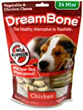 DreamBone Chicken Dog Chew, Mini, 24-Pack, My Pet Supplies