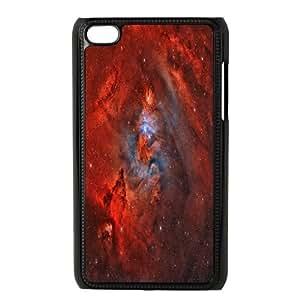 Fggcc More Fox Fur Nebula Hard Back Case for Ipod Touch 4,More Fox Fur Nebula Ipod Touch 4 Case (pattern 6)