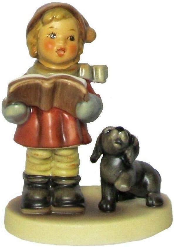 Hummel MI Hummel Figurines Wintertime Duet