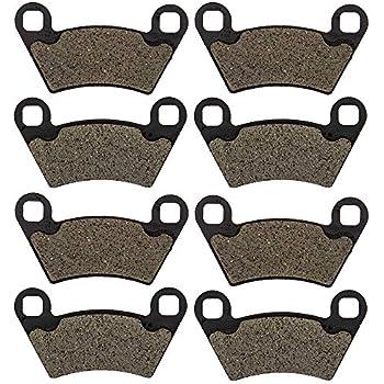 4 Sets of Severe Duty Brake Pads Polaris Ranger Models That Use OEM# 2202413 SEE DESC. Factory Spec FS-403SV