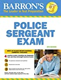 Barron's Police Sergeant Examination, 6th Edition