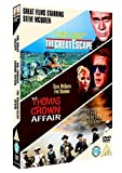 Steve Mcqueen - the Great Escape/the Thomas Crown Affair [Import anglais]