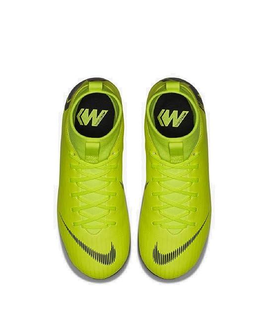 Amazon.com | Nike Jr Superfly 6 Academy Gs Fg/mg Big Kids Ah7337-701 Size 4.5 | Soccer