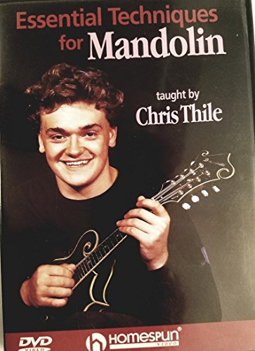 - Chris Thile Mandolin DVD - Essential Techniques Homespun