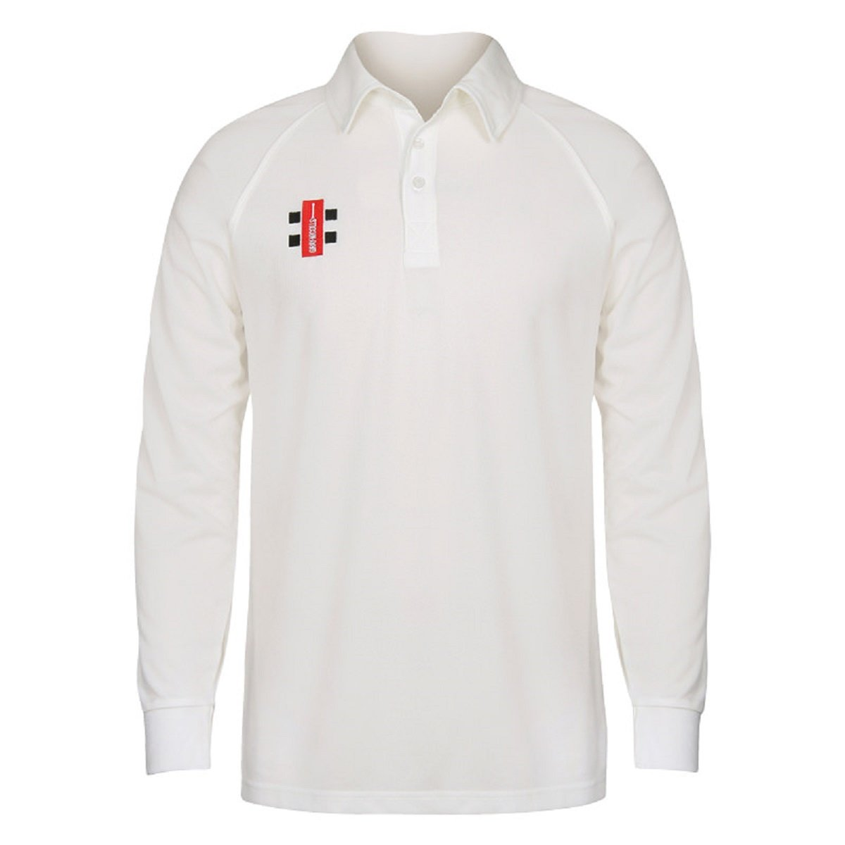Men's Gray Nicolls Matrix Long Sleeve Cricket Shirt Cricketers player Training Sports GN001