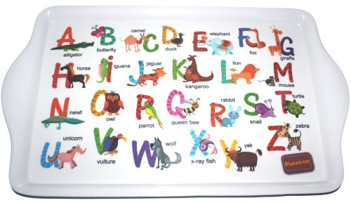 Placetrays ABC Toddler Tray Placemat