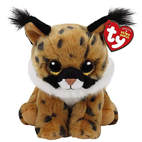 Fairy Tail Plush Toy - Ty Beanie Babies 6 Quot 15cm Larry The Brown Lynx Plush Regular Soft Stuffed Animal Collectible Doll - Animal Stuffed Nanook Mermaid Value Iguana Praying Dragon Sha -
