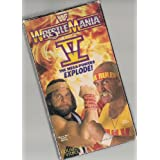 WWE/WWF 1989 VHS WRESTLEMANIA 5 V