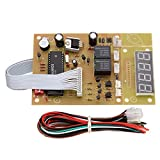 4-bit Time Controller Power Supply Timier Timing Board For Coin Acceptor Selector Washing Machine - Arduino Compatible SCM & DIY Kits