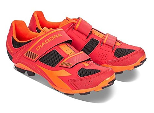 fluo Mixte Ii red X Vtt Adulte Diadora red de racing Chaussures Mehrfarbig 6536 Phantom Multicolore H7xFnY