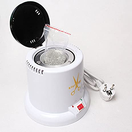 Salon Nail Art Sterilizer Disinfection Pot For Professional Or Personal Use