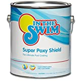 In The Swim Super Poxy Shield Epoxy-Base Swimming Pool Paint - White 1 Gallon