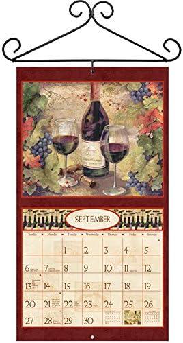 1018000 Lang Scroll Calendar Hanger