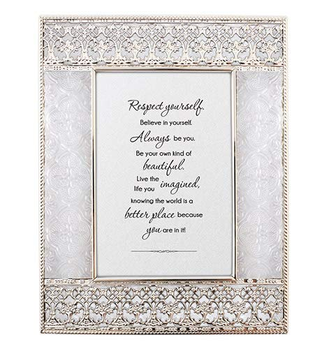 US Gifts Respect - 7'' X9'' Framed Tabletop