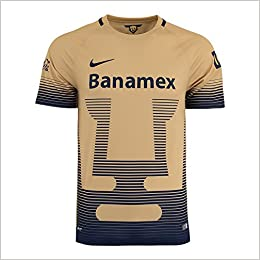 finest selection 7d6c7 5ea52 Amazon.com: Pumas UNAM Men Away Jersey 2015-2016 (Small ...