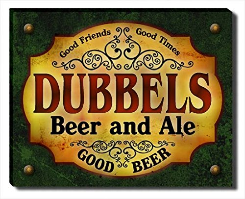 ZuWEE Dubbels's Beer and Ale Gallery Wrapped Canvas ()