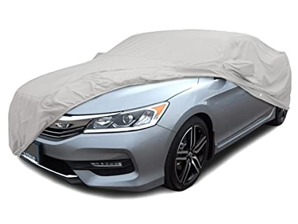 CarsCover Custom Fit 2012 2018 Honda Accord Coupe Car Cover For 5 Layer  Heavy Duty